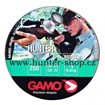 Diaboly - diabolky Gamo Hunter 250 / 5,5 mm