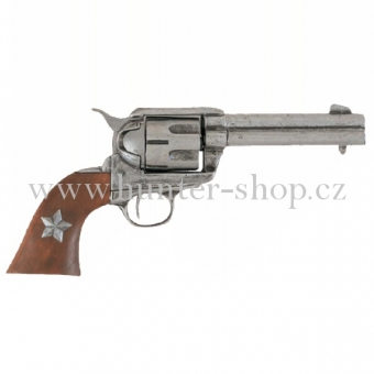 """Replika zbraně - Revolver """"Peacemaker"""" ráže 45, USA"""