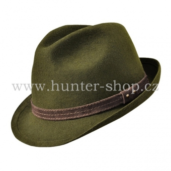 Myslivecký klobouk - pánský HEKTOR 81ed3ac904