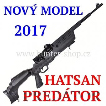 Větrovka - PCP Hatsan PREDÁTOR / 4,5