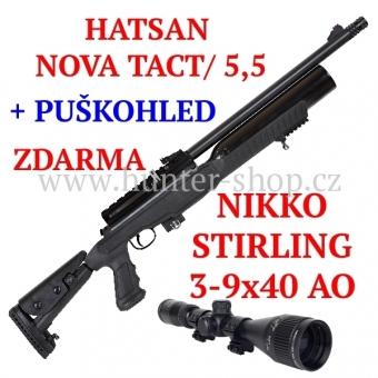 Větrovka - PCP Hatsan NOVA TACT/ 5,5