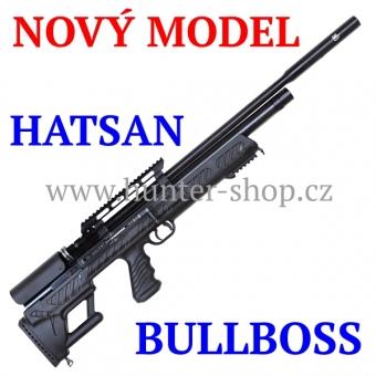Větrovka - PCP Hatsan BULLBOSS / 5,5