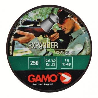 Diaboly - diabolky Gamo Expander 250 / 5,5 mm