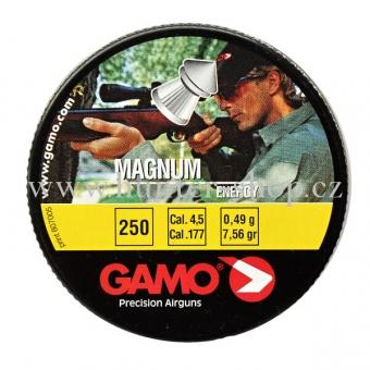 Diaboly - diabolky Gamo Magnum 250 / 4,5 mm
