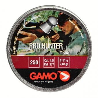 Diaboly - diabolky Gamo Pro Hunter 250 / 4,5 mm