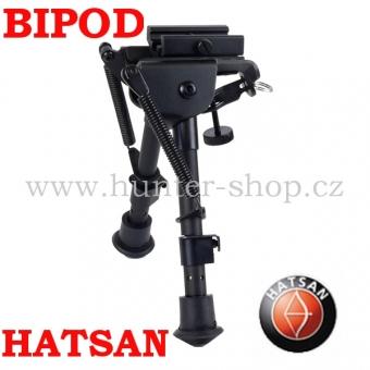 Bipod HATSAN - teleskopická dvojnožka na taktickou lištu