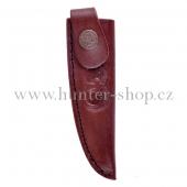 Pouzdro na nůž - dýku - Alpský zavazák - motiv  muflon