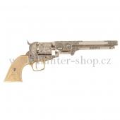 Replika zbraně - Revolver armády USA, 1851