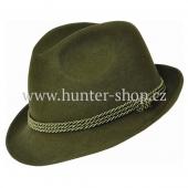 Myslivecký klobouk - pánský HUBERT
