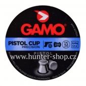 Diaboly - diabolky Gamo PISTOL CUP  250 / 4,5 mm