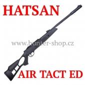 Vzduchovka Hatsan AIR TACT ED / 4,5  + PUŠKOHLED + TERČE zdarma