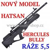 Větrovka - PCP Hatsan HERCULES  BULLY QE / 5,5