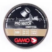 Diaboly - diabolky Gamo Pro Match 500 / 4,5 mm