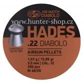 Diaboly - diabolky JSB - HADES - 500 / 5,50mm