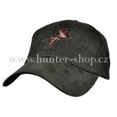 Čepice s kšiltem - motiv kachny