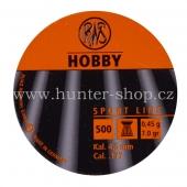 Diaboly - diabolky RWS Hobby 500  / 4,5 mm