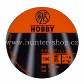 Diaboly - diabolky RWS Hobby 500  / 5,5 mm