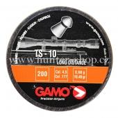 Diaboly - diabolky Gamo TS-10  200 / 4,5 mm