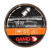 Diaboly - diabolky Gamo TS-22  200 / 5,5 mm