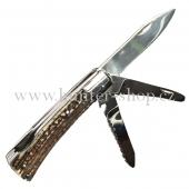 Lovecký kapesní nůž velký - tři želízka