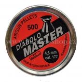 Diaboly - diabolky Master 500 / 4,5 mm