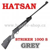 Vzduchovka Hatsan STRIKER 1000 S GREY / 5,5  + 1X  BALENÍ DIABOL 250 / 5,5 + TERČE zdarma