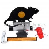 Střelnice Gamo - myš - potkan - krysa