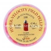 Diaboly - diabolky Skenco Hyper Velocity Field Pellets - 100 / 4,5