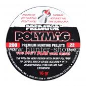 Diaboly - diabolky PREDATOR Polymag Plastic Tip  / 5,5 mm
