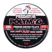 Diaboly - diabolky PREDATOR Polymag Plastic Tip  / 4,5 mm