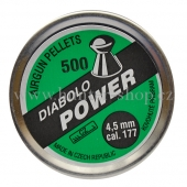 Diaboly - diabolky Power 500 / 4,5 mm
