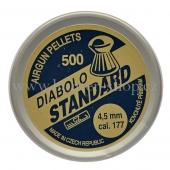 Diaboly - diabolky Standard 500 / 4,5 mm